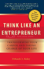 Think Like an Entrepreneur Book